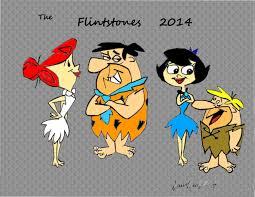 the flintstones the flintstones 2014 by darcat1530 on deviantart