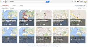 Maps Google Com Utah by Google Now Lets You Browse Shared Custom Maps From Others
