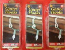 gutter clips for christmas lights holiday time indoor outdoor light christmas lights ebay