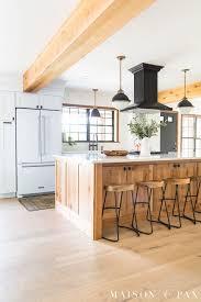 what is the best wood for white kitchen cabinets open concept kitchen appliances maison de pax