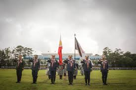 History Of The Filipino Flag Philippine Military Academy News And Events