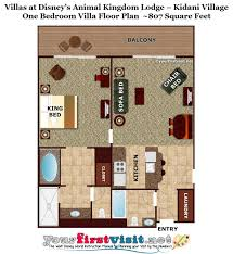 kidani village 2 bedroom villa floor plan u2013 meze blog