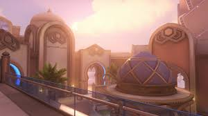 Oasis Map Overwatch Is Getting A New Map Oasis Shacknews