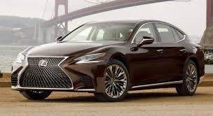 lexus nx 2018 shanghai 2018 lexus ls details and specs priced from 75k
