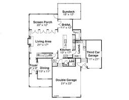 House Plans With Inlaw Apartment Like This First Floor Layout For Our Narrow Lot But Add An Inlaw