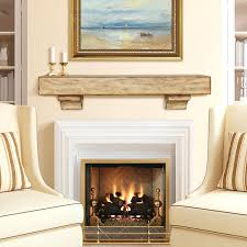 gas fireplace mantels with tv above lowes pearl distressed mantel