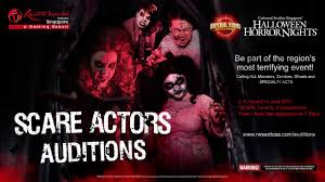 call halloween city audition call halloween horror nights 7 universal studios