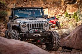 moab jeep safari moab ejs kane creek canyon trail 2016 teraflex