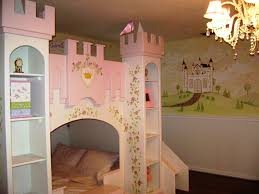 princess bedroom with wall murals and castle bed beautiful princess bedroom with wall murals and castle bed