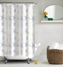 best nautical sea shower curtains the mermaids home
