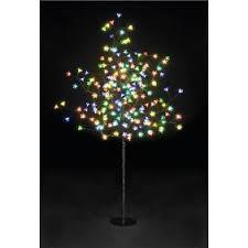 twig tree with lights christmas trees