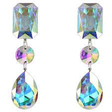 jim earrings jim earrings ce754 ab gold swarovski