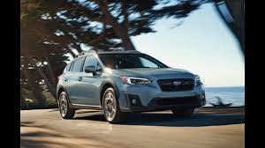 subaru hybrid sedan amazing 2018 subaru crosstrek hybrid youtube