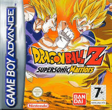 dragon ball supersonic warriors gba mp3 download dragon