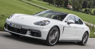 new porsche 4 door review 2017 porsche panamera wired