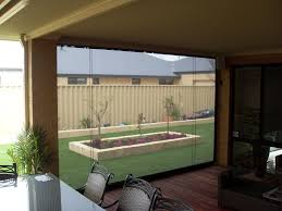 Track Guided Outdoor Blinds Privacy Is A Great Concern For Outdoor Blinds U2013 Carehomedecor
