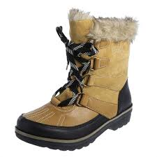 womens boots winter rugged outback s sleigh weather boot payless