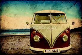 wallpaper volkswagen van vw camper on the beach wallpaper wall mural wallsauce usa