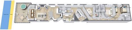 Oceanfront House Plans Exquisite Twelve Bedroom Oceanfront Home P328 X Beachfront Only