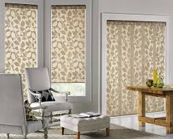 Simple Patio Ideas by Panel Track Blinds Simple Patio Ideas With Sliding Panels For