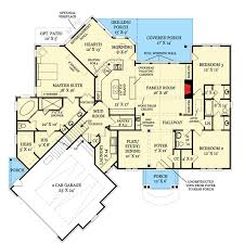 Expandable Floor Plans Expandable Rustic Ranch 12262jl Architectural Designs House
