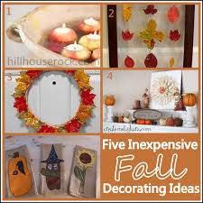 100 autumn decorations home best 25 outside fall