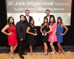 Dream Home Builder De Young Properties Recognized For Two Awards At St Jude Dream