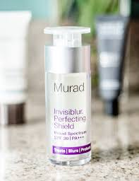 best makeup primers for oily skin murad invisiblur perfecting shield broad spectrum spf 30