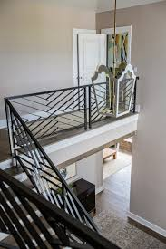 contemporary stair railing image of glass haammss
