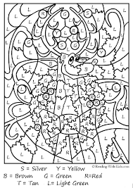 christmas coloring borders pages best images collections hd for