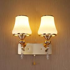 Bedroom Wall Lights With Switch Online Get Cheap Contemporary Double Beds Aliexpress Com