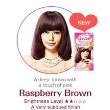black hair to raspberry hair hair care liese bubble hair color raspberry brown