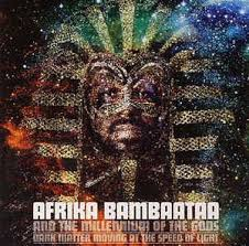 At The Speed Of Light Afrika Bambaataa Dark Matter Moving At The Speed Of Light At Discogs