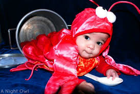 Lobster Halloween Costume Annual Halloween Costume Contest Night Owl Blog