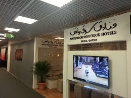 souq waqif boutique hotels flies the flag for qatar at leading