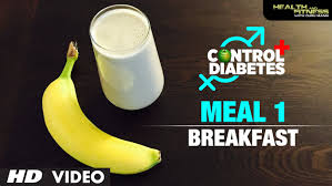 diabetic breakfast meals diabetes meal 01 breakfast program by guru mann