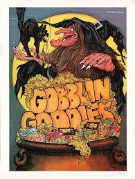 lifesavers u0027 gobblin goodies u2013 in store halloween posters of the