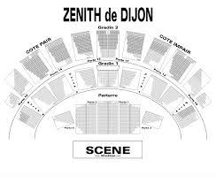 zenith plan salle zenith de dijon dijon evénements et tickets ticketmaster