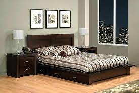 low bed frame king tufted leather platform bed metal bed frame