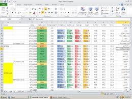 free diet tracker spreadsheet templates greenpointer