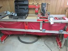 legacy ornamental mill woodworking table model 1200 with a