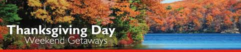 thanksgiving day weekend getaways flight centre