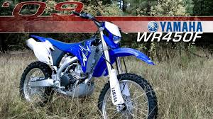 yamaha wr450f youtube