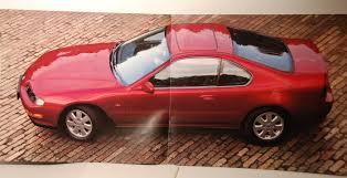 Honda Prelude New The Carchive The Honda Prelude Mk4 Hooniverse
