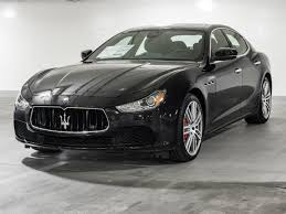 black maserati cars new maserati vehicles for sale ken garff automotive group