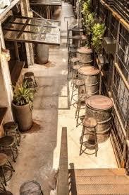 Wine Barrel Bar Table Pub Table Outdoor Foter