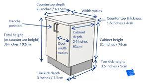 Upper Cabinet Dimensions Lovely Interesting Standard Kitchen Cabinet Sizes Kitchen Cabinet