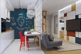 Apartment Designs For A Small Family Young Couple And A Bachelor - Apartment design idea