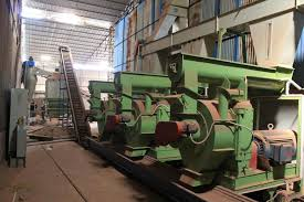 Wood Pellet Machines South Africa by Projects