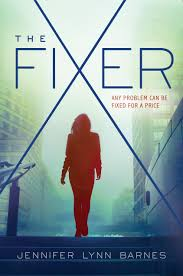Question And Answer With Fixer by The Fixer U0027 Blog Tour Interview With Jennifer Lynn Barnes The